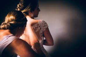 fure et make up marié , demoiselles d'honneur